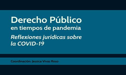 Reseña Bibliográfica a Derecho Público en tiempos de pandemia: Reflexiones jurídicas sobre la COVID-19
